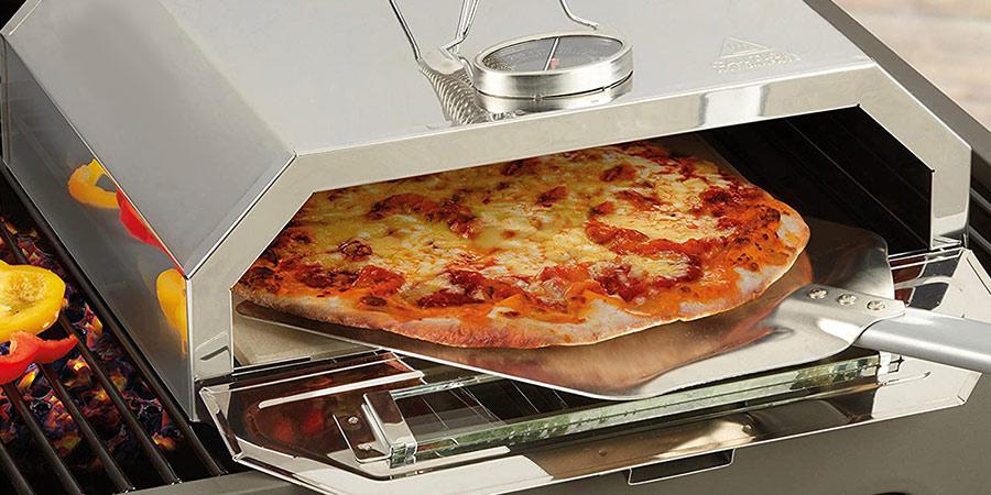 horno de pizza para jardin