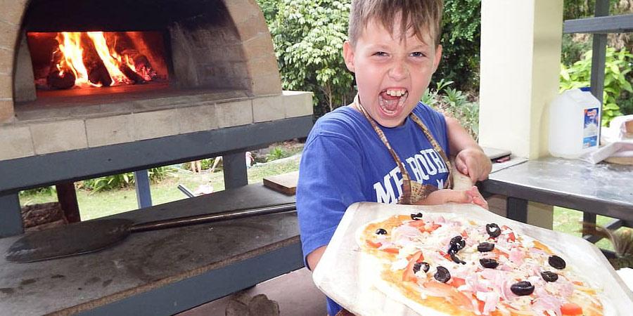 mejores hornos de leña para pizza