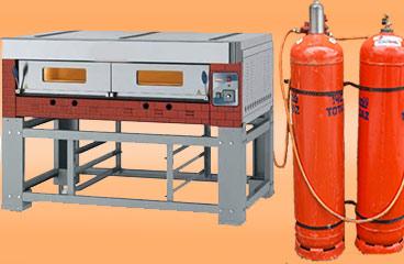 Hornos industriales a gas